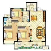 佳源都市G户型(高层)3室2厅105㎡