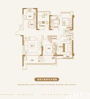 宝湾国际城宝湾国际城4室2厅133㎡