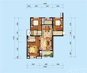 公园道B区御湖L3室2厅116.5㎡