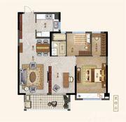 鼎元府邸和悦府3室2厅106㎡