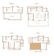 华邦敬亭山君龙行B-16室3厅359.72㎡