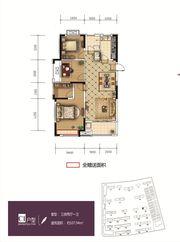 和顺东方花园C13室2厅107.94㎡