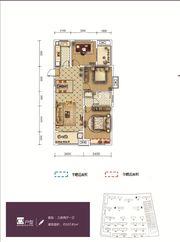 和顺东方花园C33室2厅107.81㎡