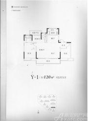 正荣府Y13室2厅120㎡