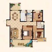 时代名门E13室2厅131.89㎡