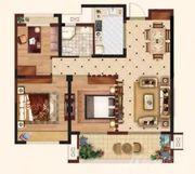 时代名门8#A3室2厅102.91㎡