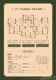 淮北恒大中央公园17-33室2厅118.95㎡