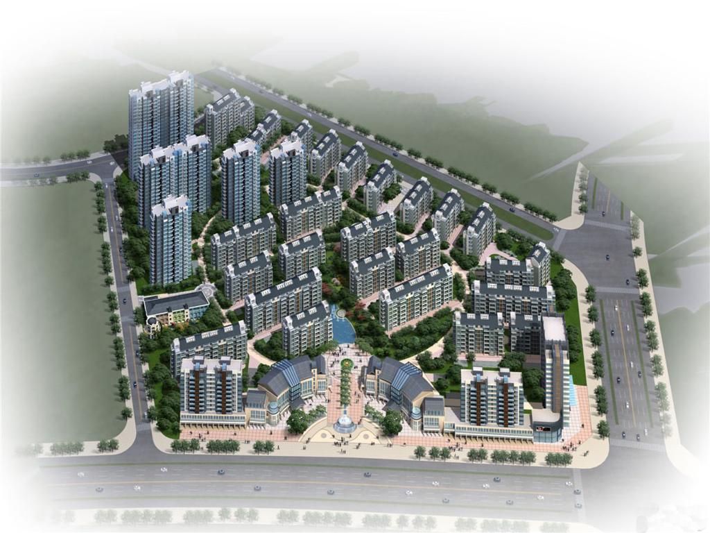 国鑫西城锦湖