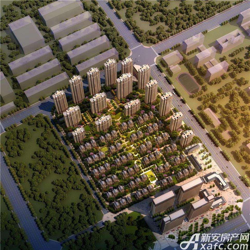陶冲湖城市广场