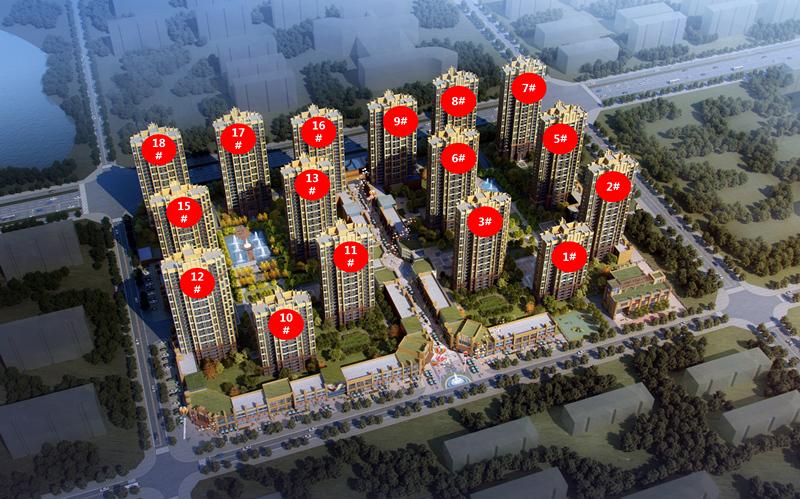北京城建金城华府