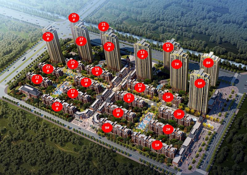北京城建珑熙庄园