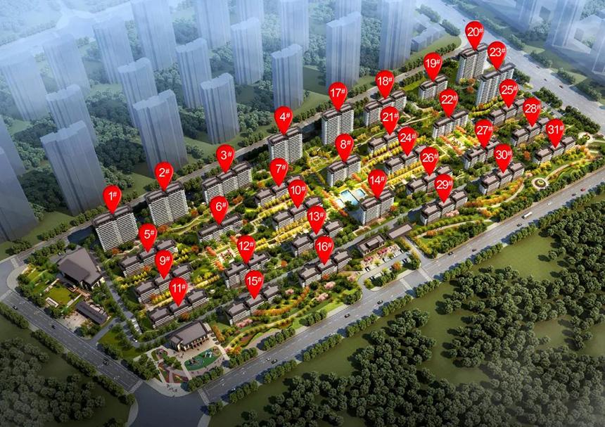 万瑞璞悦东城