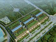 中国中部花木城
