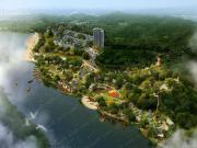 黄山龙湾湖畔创意产业园