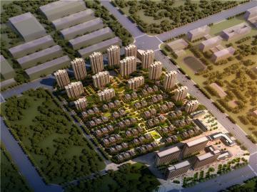 陶冲湖城市广场商业