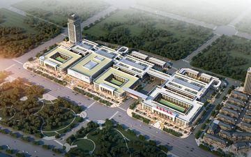 蚌埠义乌国际商贸城2期