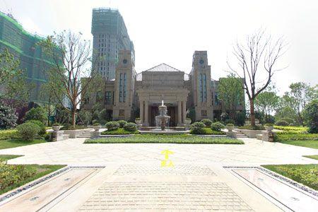 华润中心凯旋门全景看房