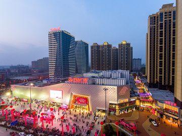 宿州万达广场