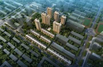 绿地理想城·悦山公馆