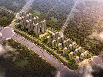 绿地紫峰公馆