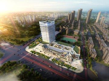 北辰旭辉中心