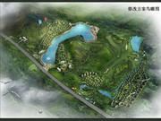 卧龙山生态旅游度假区