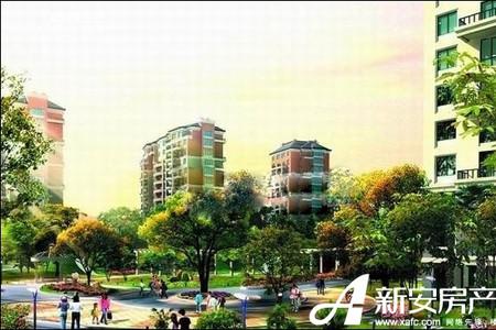 国鑫世纪新城效果图