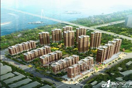 钱江江畔尚城效果图