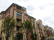 淮北凤凰城淮北凤凰城西班牙建筑风格。