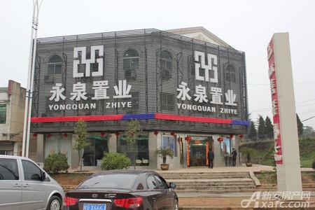 永泉牡丹城实景图