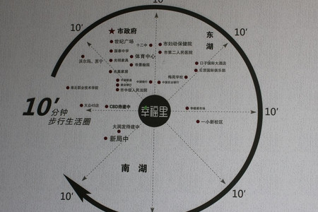 金域香苑交通图