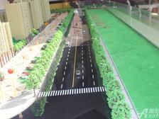 星洲国际城交通大道