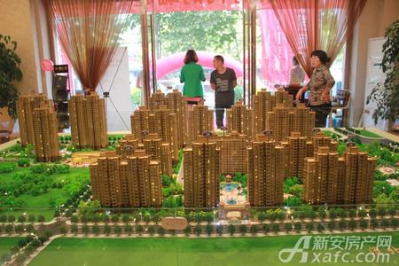 瑞景凯旋城实景图