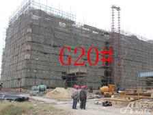 淮北凤凰城G20#10月工程进度