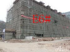 淮北凤凰城E6#10月工程进度