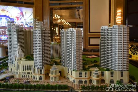 蚌埠百乐门文化经贸广场实景图