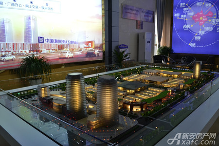 亚太城实景图