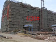 淮北凤凰城12月工程进度。