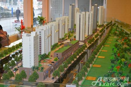 东成国际广场实景图