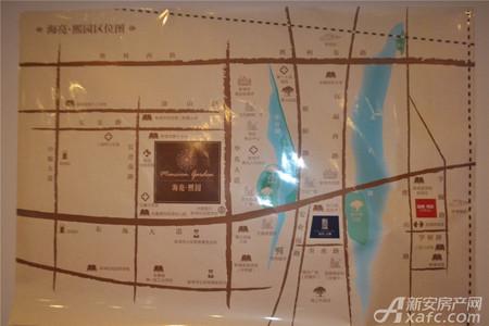 海亮熙园交通图