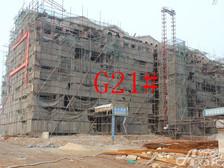 淮北凤凰城凤凰城2月份工程进度。