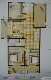 盛世御景盛世御景E7户型4室2厅127.70㎡