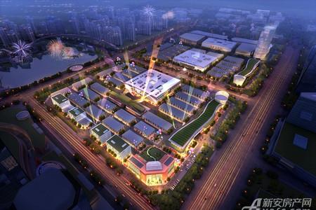 亚太城效果图