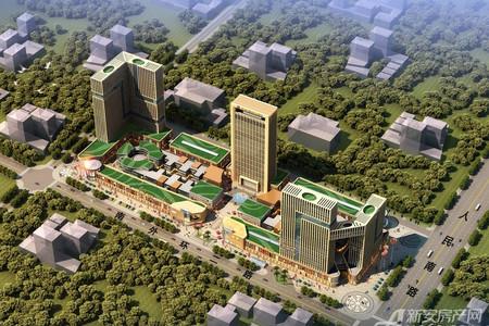 华中城效果图