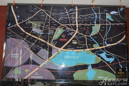 星隆国际广场交通图