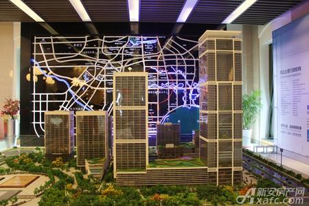 高速滨湖时代广场实景图
