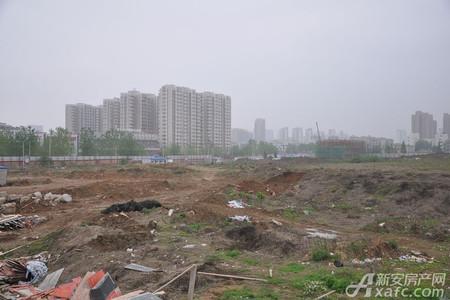 中国铁建青秀城工程进度