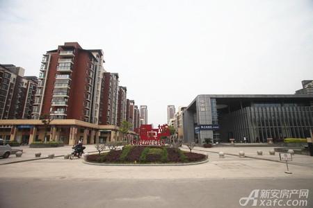 中央城实景图