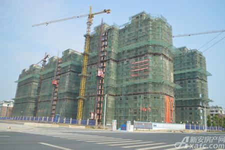 盛宇湖畔工程进度