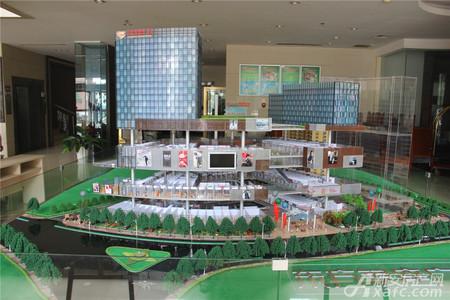 东方银座广场实景图